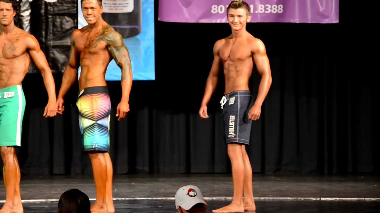 Teen bodybuilding competitions great