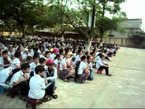 Một số hoạt động của trường Tiểu học Phù Khê - năm 2013