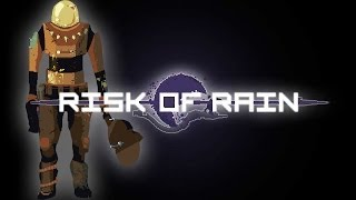 Risk of Rain | I SUCK AT THIS GAME! | Super Hard Indie Game
