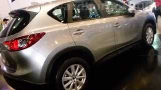 2014 Mazda CX 5 SkyActiv 2014 Al 2015 Video Review