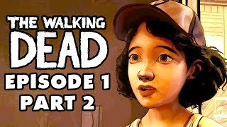 The Walking Dead Game Episode 1, Part 2 Adventures In