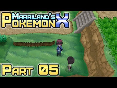 Pokémon X, Part 05: Route 3!