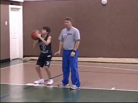 Youth Basketball Shooting Tips : Youth Basketball Shooting Tips: Hand Release