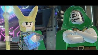 LEGO: Marvel Superheroes Chapter 13: Magnetic