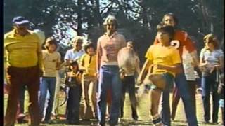 "Coca Cola Coke Commercial 1980 ""Have A Coke And A Smile"