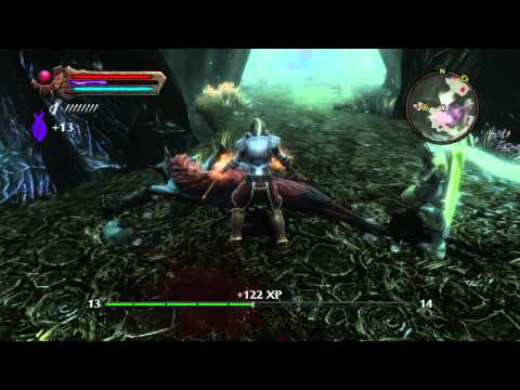Kingdoms of Amalur: Reckoning - Gameplay -CDO9SjEEGew
