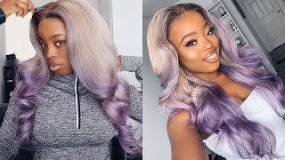 HOW TO MAKE A WIG FROM START TO FINISH || PASTEL LACE WIG TRANSFORMATION FT. ALIPEARL