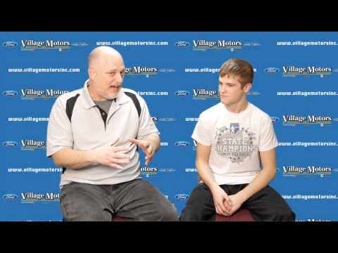 TICKET TV: Div. II State runner-up Cole Woods Video Interview