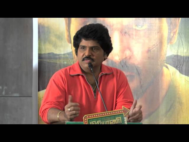 Director Venkat Prabu came to me like God vengadasalapathy - Actor Ramki in Briyani - Red Pix