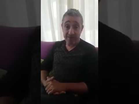 فيديو مؤثر لسعيد الصنهاجي: ارحموا أولادي