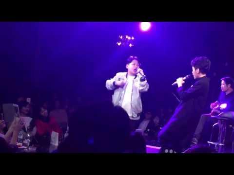 Gương Thần - Vũ Cát Tường & Hoàng Minh ( The Voice Kid 2016) (25/11/2016 - Phòng Trà Swing)