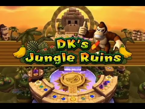 Mario Party 9: DK's Jungle Ruins, This time I have a little help from some friends of mine, no commentary but the tension is still there.