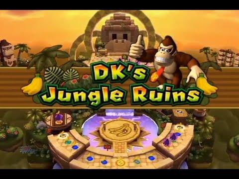 Mario Party 9: DK's Jungle Ruins