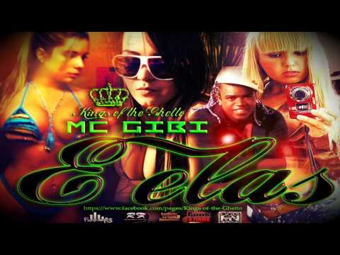 Mc Gibi - É elas ♪  ( Lançamento 2013 ) - kings of the Ghetto