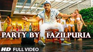 PARTY BY FAZILPURIA Video Song, LIL GOLU, KUMAAR