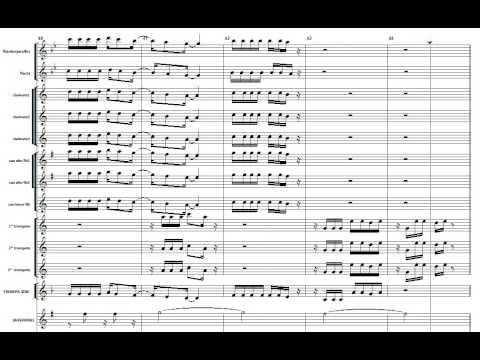 CHEIA DE MANIAS (Raça Negra) Arranjo para Filarmônica (banda musical).
