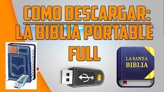 LA BIBLIA ELECTRONICA COMPLETA, ANTIGUO Y NUEVO TESTAMENTO
