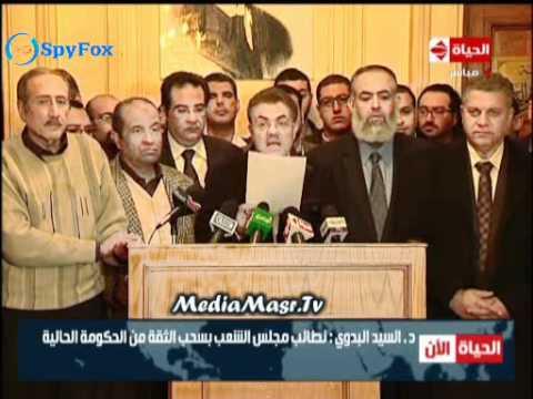 فيديو شهادة بورسعيدى فى احداث مجزرة بورسعيد