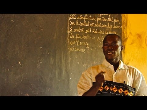A school reopens, but fear lingers in Central African Republic