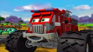 Meteor Monster Truck 25 - Monstertruckovanie dneška