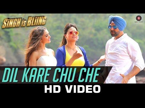 Dil Kare Chu Che - Singh Is Bliing | Akshay Kumar, Amy Jackson & Lara Dutta | Meet Bros