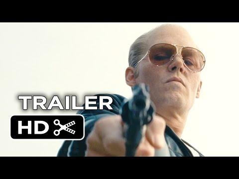 """Моќна трансформација на Џони Деп во најновата акциона драма """"Black Mass"""""""