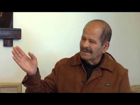 المحرر موسى الشيخ  مؤلف كتاب الشمس تولد من الجبل - برنامج حكاية صورة