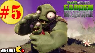 Plants Vs. Zombies: Garden Warfare Part 5 Super