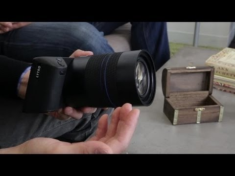 Lytro Illum Camera | Hands On
