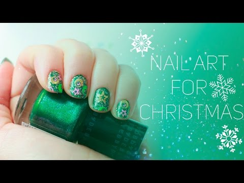 ❄ Nail Art for Christmas ❄
