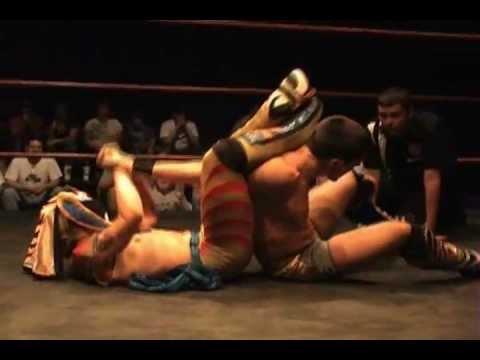 PWI PRO Rewind Presents Projekt X /Chikara -Trevor Lee vs Ophidian
