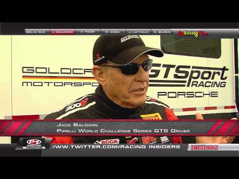 Jack Baldwin Interviewed on The Racing Insiders