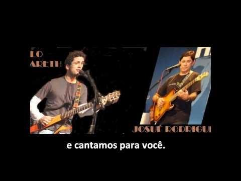 JOSUÉ RODRIGUES E PAULO NAZARETH - Carvalhos de Justiça - Chá, Voz e Violão   (wmv)