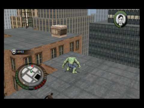 the incredible hulk movie game walkthrough part 14