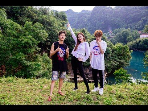Việt Nam tươi đẹp | VNTD HTV | Hồ Ngọc Hà, Châu Đăng Khoa và Basick khám phá Động Thiên Đường