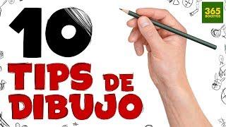 10 trucos para aprender a dibujar