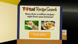 Total Recipe Search FREE Toolbar