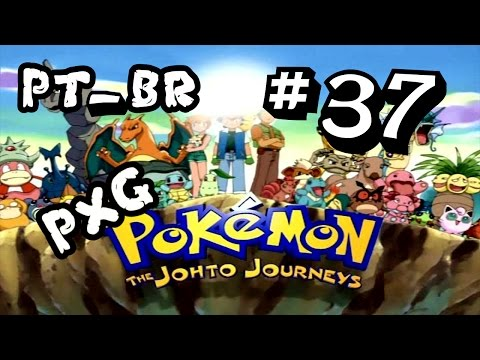 Cleopatra Island e Cyber Wall!! #37 Pokemon PXG (CO-OP) PT-BR