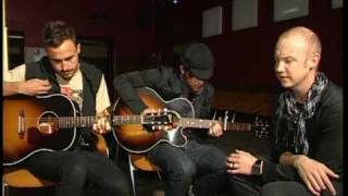 The Fray You Found Me (Unplugged At Bubble Gum TV)