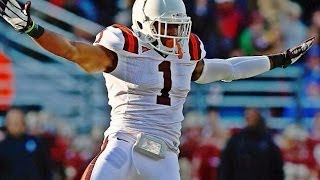 "Antone Exum Virginia Tech Highlights ""I'm The Best CB"