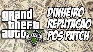 GTA V Como Evoluir E Ganhar Muito Dinheiro No Online