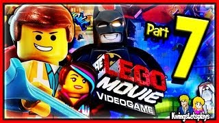 LEGO Movie Videogame Walkthrough Part 7 Cuckoo Land