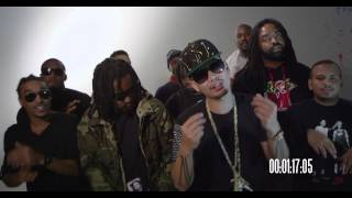 Young A feat Juicy J & Tay Don - Trippy