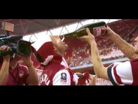 Arsenal FC - The magic of the FA Cup