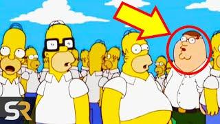 25 Simpsons Easter Eggs That Everybody Missed