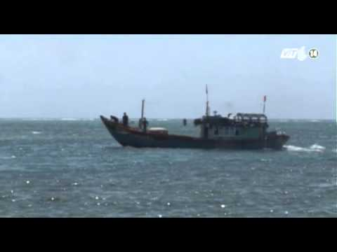 VTC14_Bộ Quốc phòng Trung Quốc thừa nhận bắn tàu Việt Nam_27.03.2013
