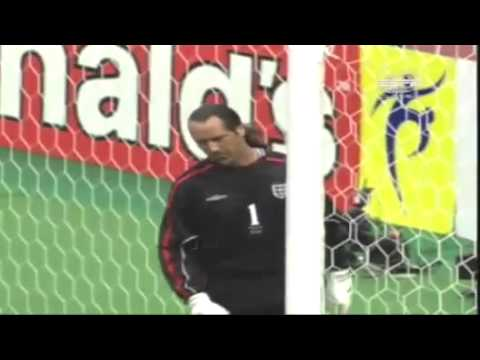Ronaldinho và một trong những bàn thắng đẹp nhất World Cup 2002.