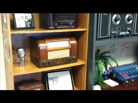 Greg Moore's Vintage Radio & Equipment Collection
