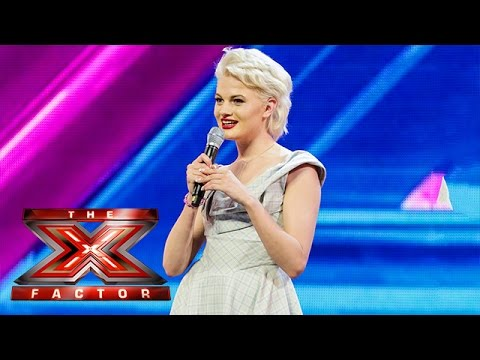 Chloe Jasmin sings Why Don't You Do Right? | Arena Auditions Wk 2 | The X Factor UK 2014