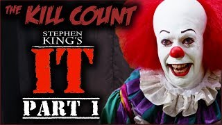 Stephen King's IT (1990 Miniseries) [PART 1 of 2] KILL COUNT